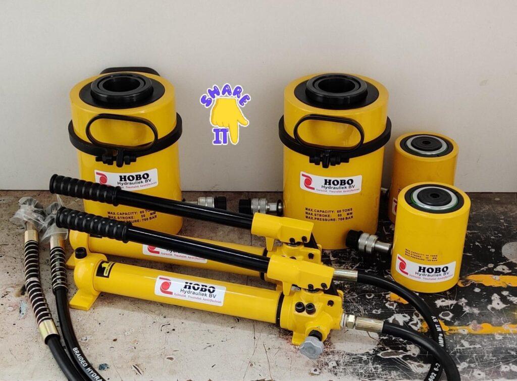 Handpompen Hobo hydrauliek
